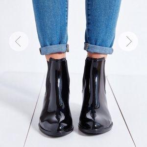 J Crew Chelsea Rain Booties